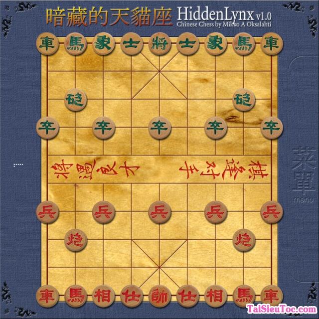giới thiệu game cờ tướng