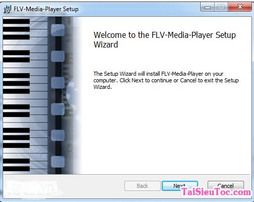 tải flv media player