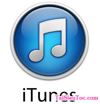 Tải phần mềm chép ảnh, nhạc iTunes cho máy tính Mac