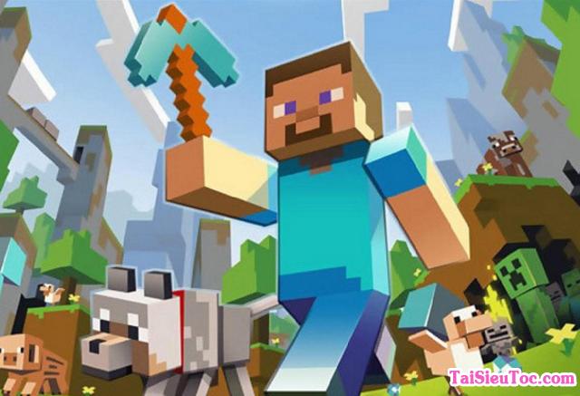 Giới thiệu 7 loại trò chơi giống Minecraft cho Android và iOS + Hình 2