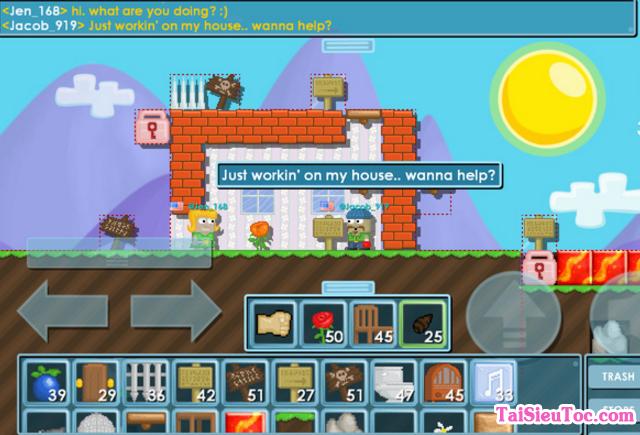 Giới thiệu 7 loại trò chơi giống Minecraft cho Android và iOS + Hình 3