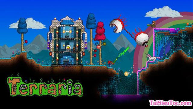 Giới thiệu 7 loại trò chơi giống Minecraft cho Android và iOS + Hình 8