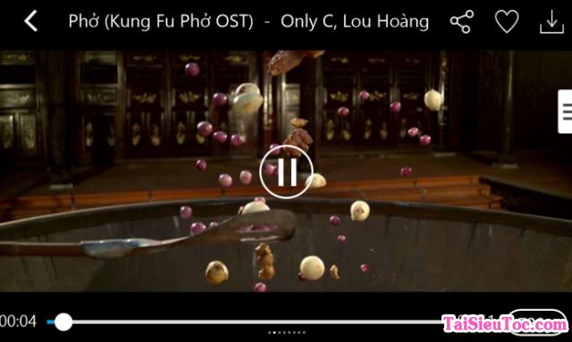 Tải Cha Cha - Phần mềm nghe nhạc cho Windows Phone + Hình 5