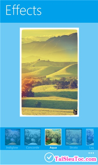 Giới thiệu một số ứng dụng chỉnh sửa ảnh tiện lợi cho Windows Phone + Hình 9
