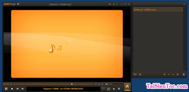 Tải ứng dụng nghe nhạc, xem video free GOM Media Player cho Windows + Hình 4