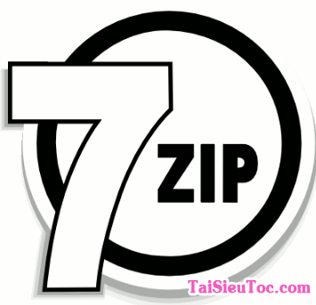 Hướng dẫn tải 7 Zip – Phần mềm Nén/Giải nén file cho Windows