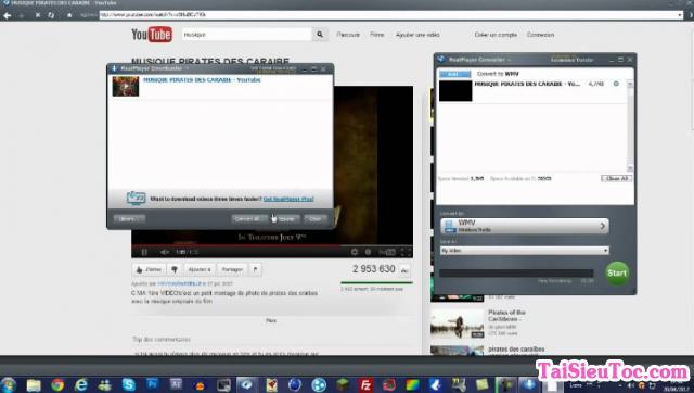 Tải phần mềm nghe nhạc, Audio, xem phim RealPlayer cho Windows + Hình 4