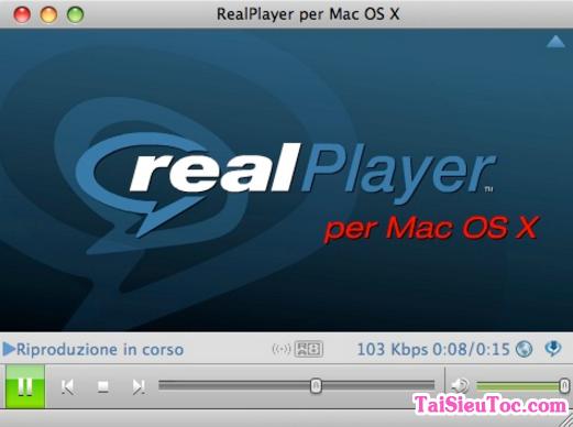 Tải phần mềm nghe nhạc, Audio, xem phim RealPlayer cho Windows + Hình 5