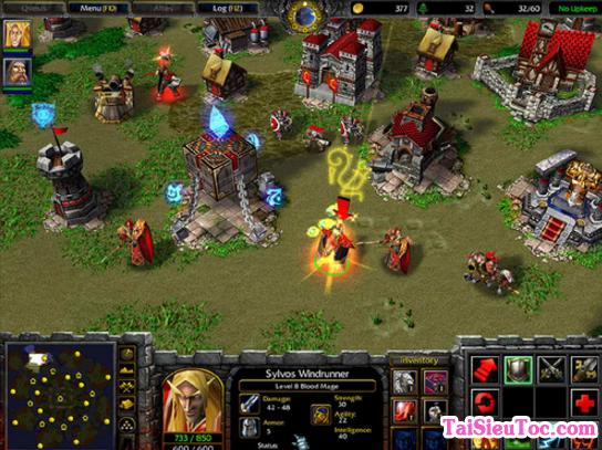 Tải Warcraft 3 - Trò chơi hành động cho Windows + Hình 3