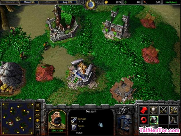 Tải Warcraft 3 - Trò chơi hành động cho Windows + Hình 4