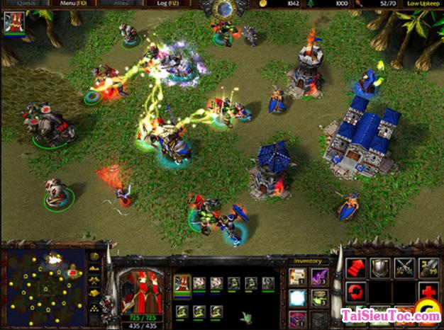 Tải Warcraft 3 - Trò chơi hành động cho Windows + Hình 5