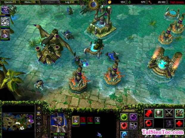 Tải Warcraft 3 - Trò chơi hành động cho Windows + Hình 6