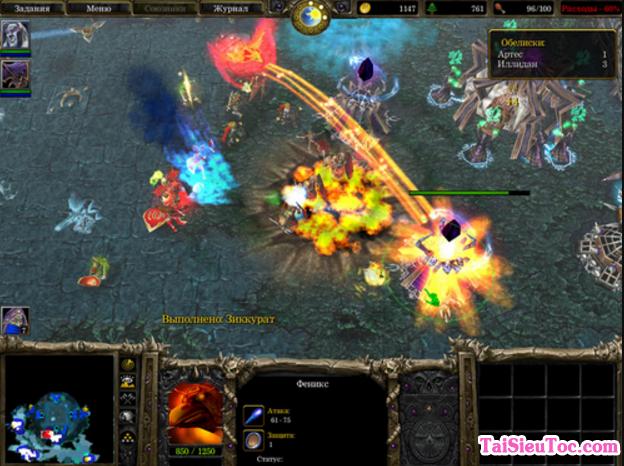 Tải Warcraft 3 - Trò chơi hành động cho Windows + Hình 7