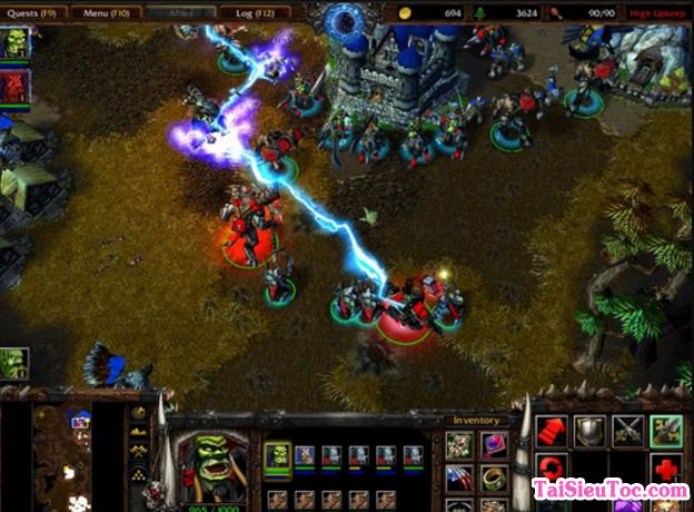 Tải Warcraft 3 - Trò chơi hành động cho Windows + Hình 8