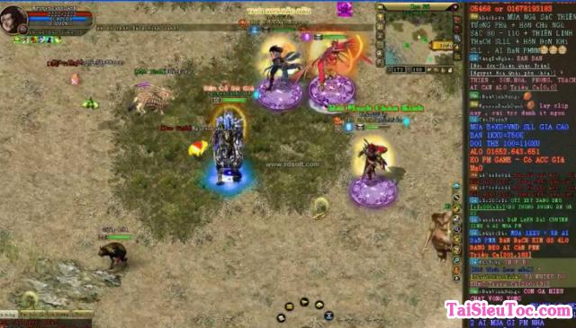 Tải game nhập vai Phong thần First Myth cho Windows + Hình 2