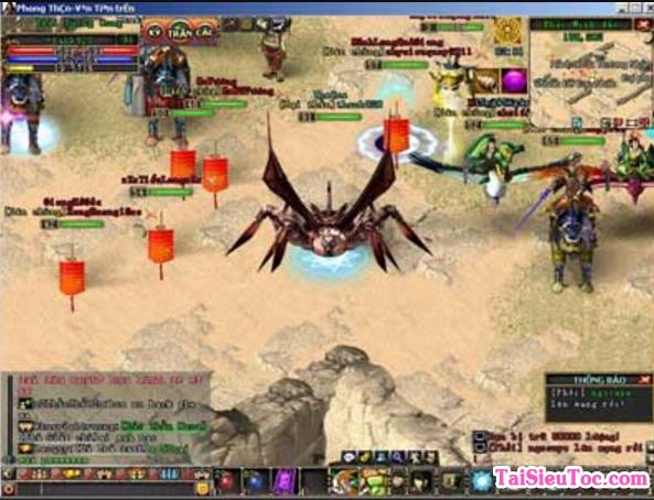 Tải game nhập vai Phong thần First Myth cho Windows + Hình 5