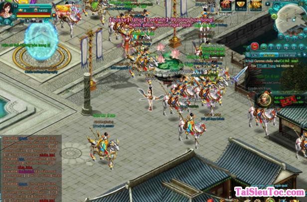 Tải game nhập vai Phong thần First Myth cho Windows + Hình 6