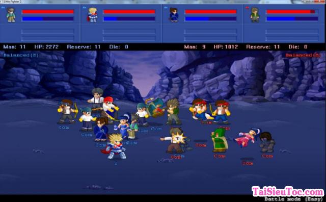 Tải game hành động Little Fighter 2.0a cho Windows + Hình 5