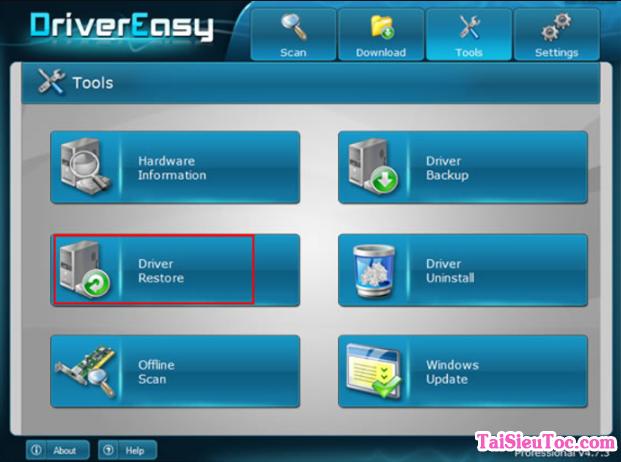 Tải phần mềm Driver Easy - Cập nhật Driver cho Windows + Hình 6