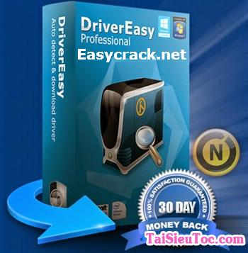 Hướng dẫn cài đặt driver cho máy tính nhờ DriverEasy