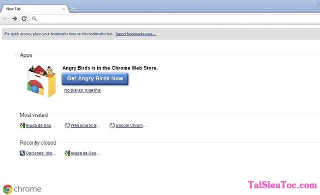 Tải và cài đặt Trình duyệt web tiên tiến - Google Chrome Dev cho Windows + Hình 2