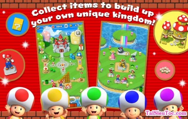 Tải Game Super Mario Run cho điện thoại Android + Hình 3