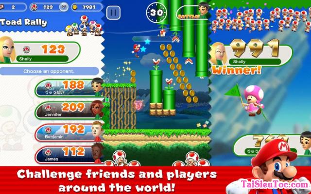 Tải Game Super Mario Run cho điện thoại Android + Hình 6