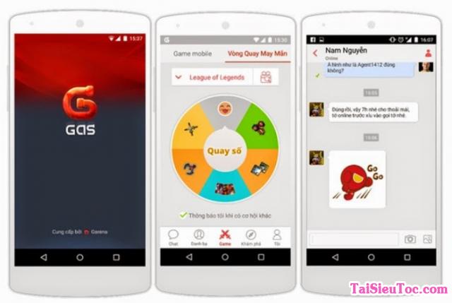 Giới thiệu và Hướng dẫn tải cài đặt Garena cho điện thoại Android + Hình 3