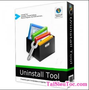 Sử dụng Uninstall Tool để xóa bỏ các ứng dụng ra khỏi máy tính